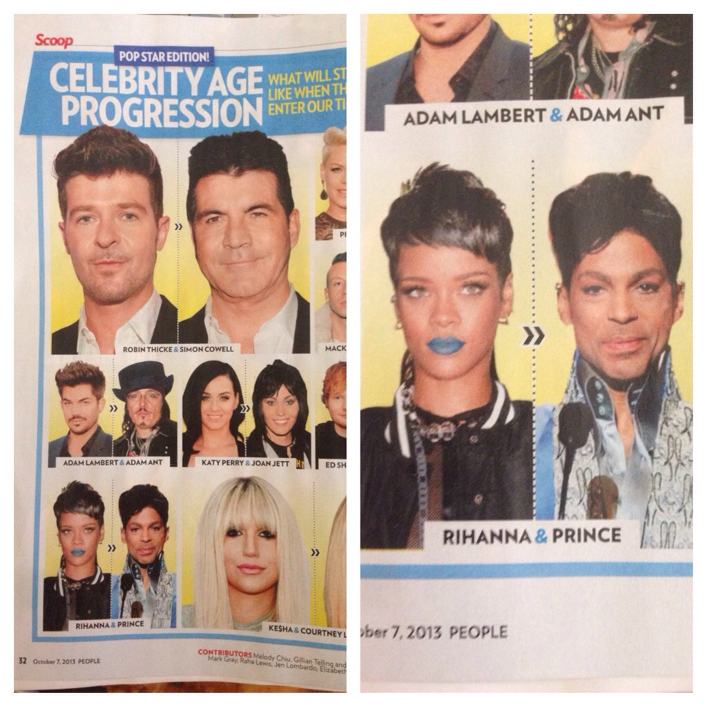 People Magazine Throwing Major Shade!!   O Hey Now!